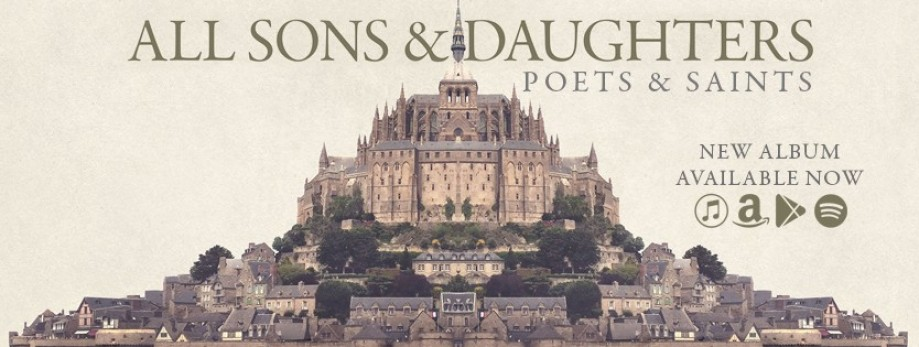 Home - Tag - Sons Daughters Chords - All Sons & Daughters